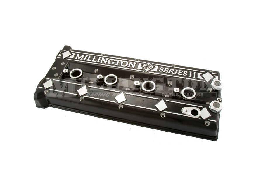 Millington Diamond Series II Original Black Cam cover