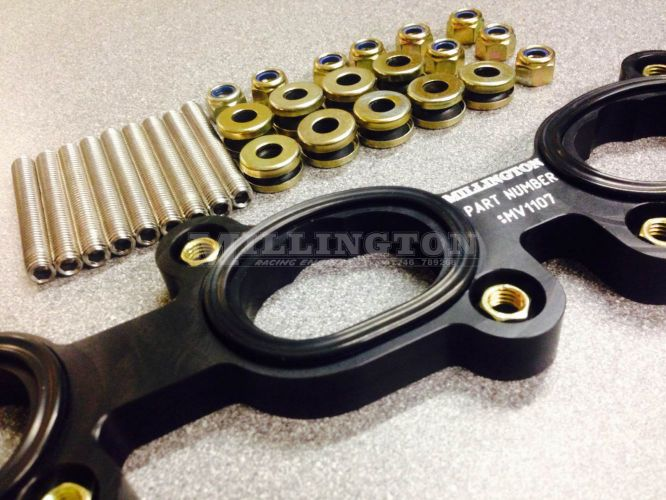 Millington Vauxhall XE Anti Vibration Kit
