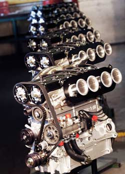 British Engine Manufacturer of Race & Rally Engines